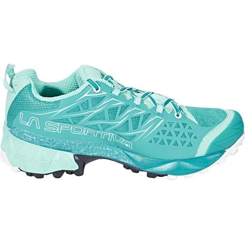 Manchester À Vendre Vue À Vendre La Sportiva Akyra - Chaussures running Femme - turquoise Prix Pas Cher Officiel T9vAew